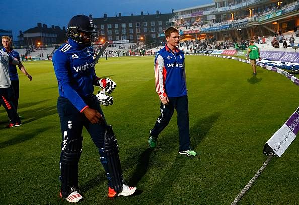 Captain Eoin Morgan calls for change in rules after Duckworth-Lewis denies England victory