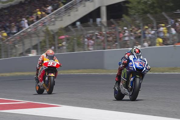 Bad luck continues for Marc Marquez