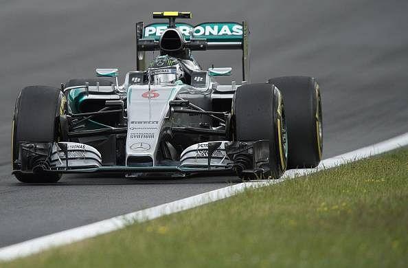 Nico Rosberg beats Hamilton in Austria GP Practice