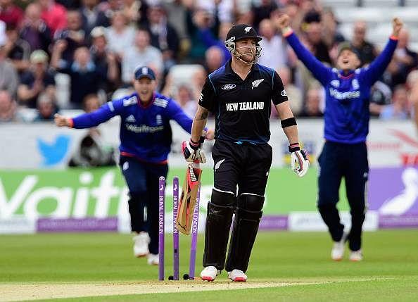Reports: Brendon McCullum considers ODI retirement