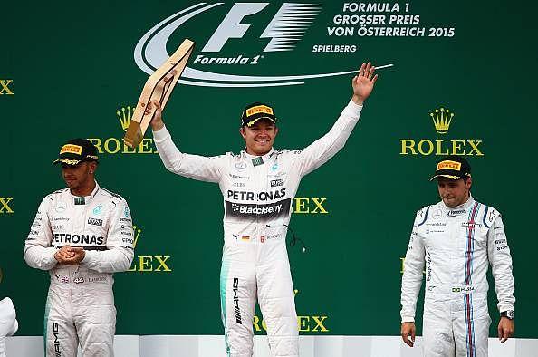 Hamilton warns Rosberg of tough British GP challenge