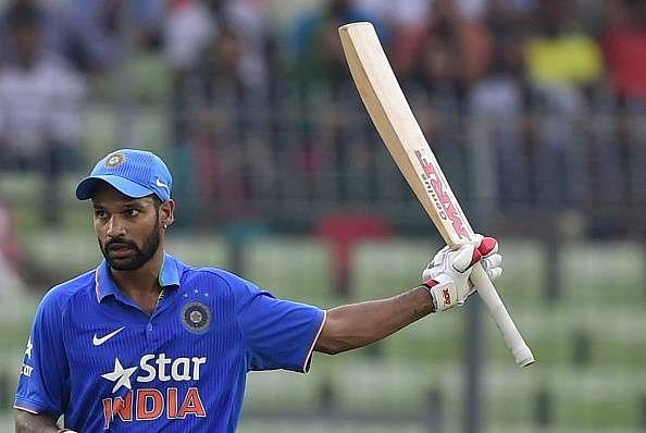 India post 317/6 in third ODI vs Bangladesh