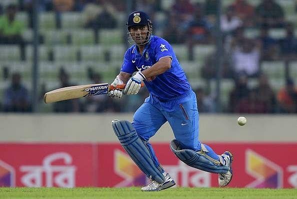Is it unfair to criticize MS Dhoni as a captain, as a player?