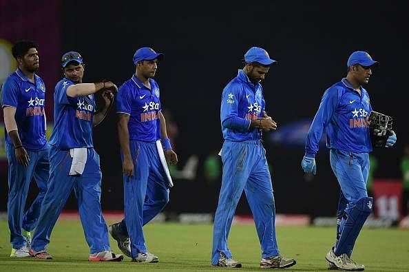Lot of areas need to be improved: MS Dhoni