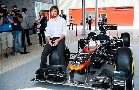 Honda confirm engine change for Fernando Alonso ahead of British Grand Prix