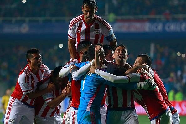 Highlights: Paraguay knock Brazil out from Copa America in penalty shootout