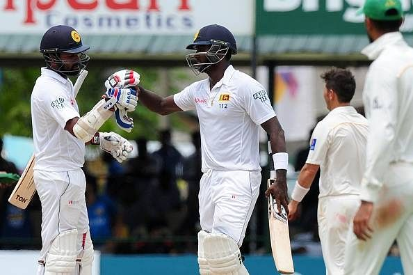 Sri Lanka win to level series against Pakistan