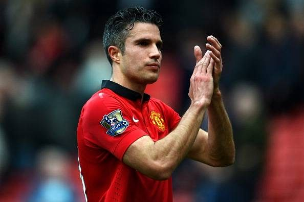 Robin van Persie 'relaxed' about his Old Trafford future