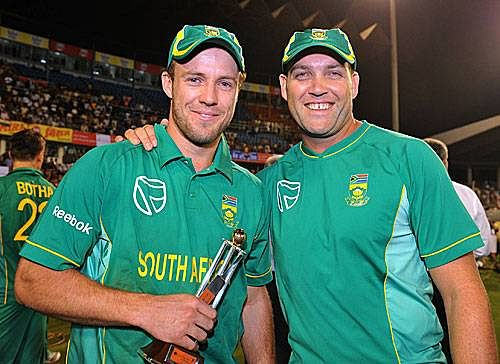 Jacques Kallis played a big role in my career: AB de Villiers