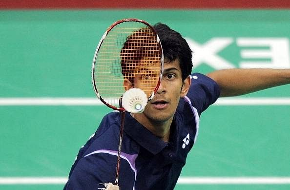 Ajay Jayaram crashes out of the US Open Grand Prix Gold