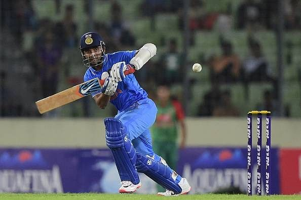 Indian squad for Zimbabwe tour announced; Ajinkya Rahane named captain