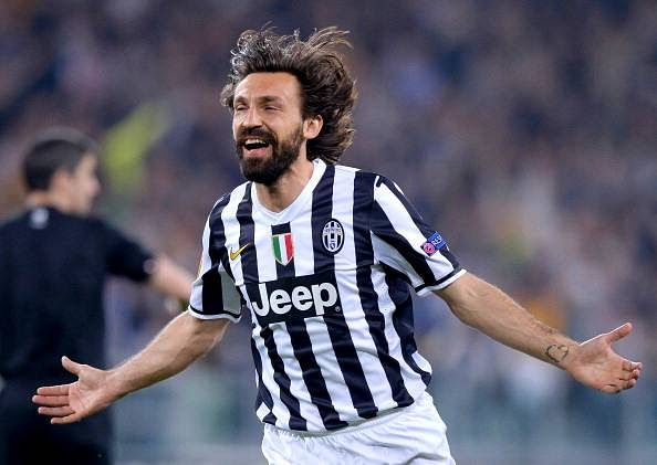 Andrea Pirlo - Italy's midfield legend who redefined the playmaker's role