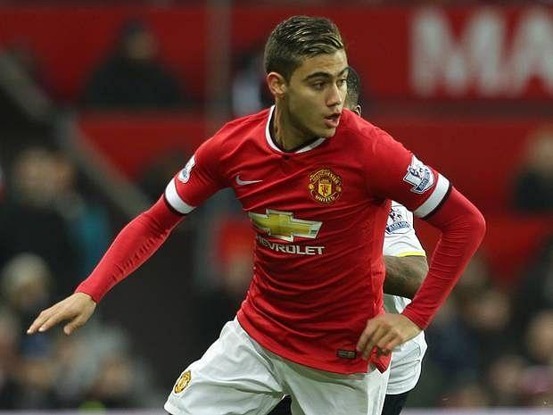 Andreas Pereira tipped to make it big at Manchester United by teammates Fellaini and Januzaj