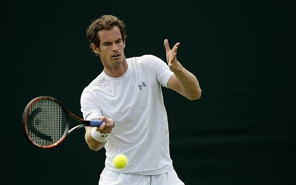 I am ready for Wimbledon: Andy Murray