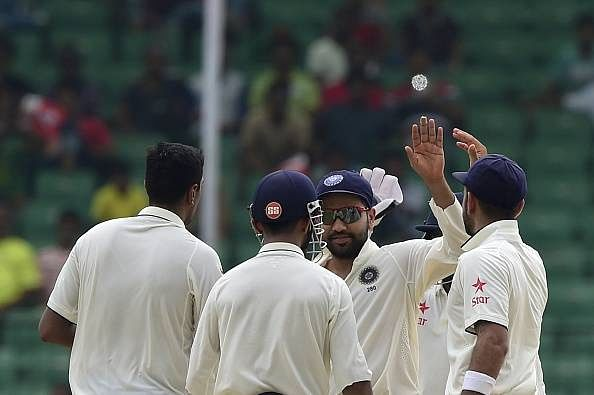 Bangladesh vs India 2015: Only Test: Play resumes on Day 5