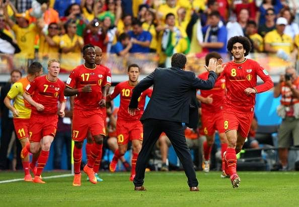 New FIFA rankings sees Belgium move to second spot, India up six positions