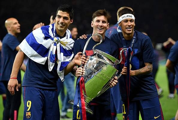 Records and Milestones set by Barcelona and Juventus after 2014/15 Champions League final