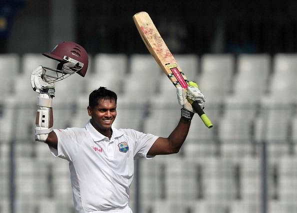 Shivnarine Chanderpaul excluded from West Indies first-class draft