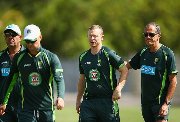 Concussion puts Aussie Chris Rogers out of opening Test vs Windies