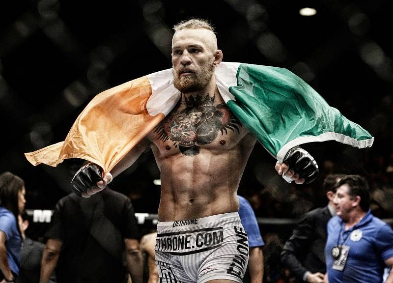 UFC 189: Road to the title shot - Conor Mcgregor