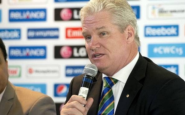 Dean Jones to announce the next big cricketing event in the UAE
