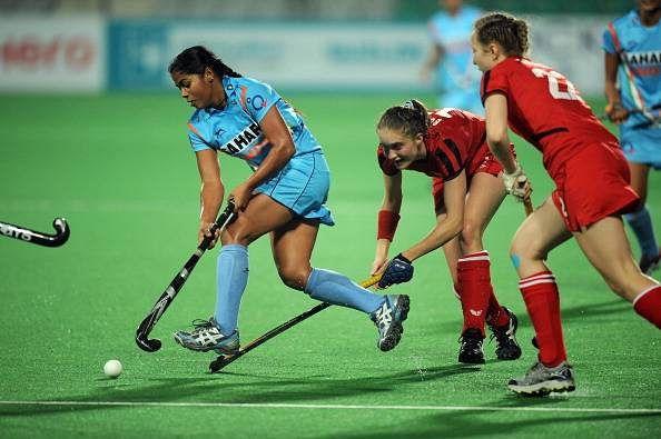 Deepika Thakur hockey