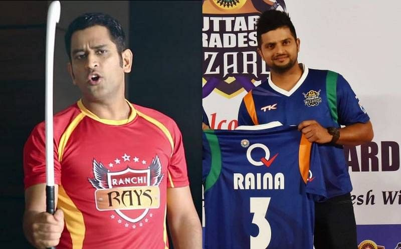 Players from Dhoni, Raina-owned hockey teams not paid salary