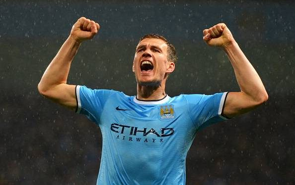 Confusion prevails over Edin Dzeko's situation as Pjanic and agent air contrasting claims