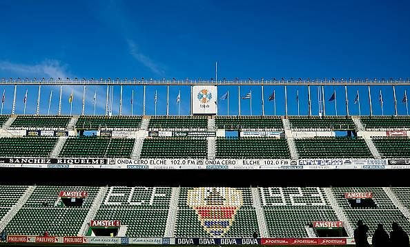 13th placed elche relegated from la liga due to unpaid taxes - Spanish second division league table ...