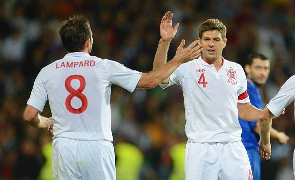 Top 5 midfielders from England's Golden Generation