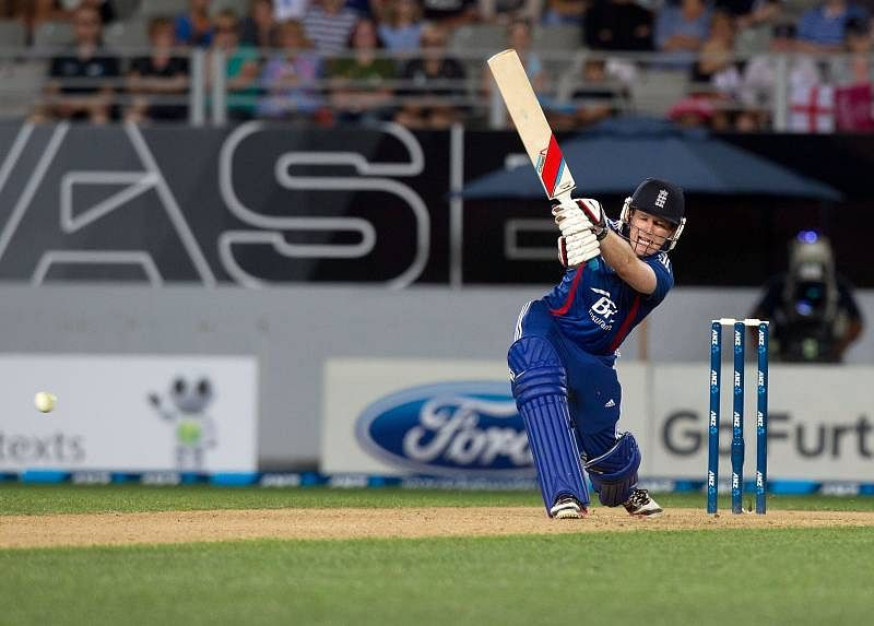 Eoin Morgan - A captain leading from the front