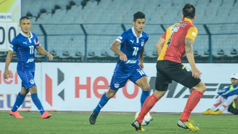 Referee review system should be present in I-League: Eugeneson Lyngdoh