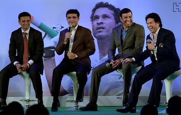 The fantastic four of Indian Cricket
