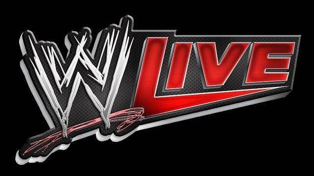 WWE Live Event from Saginaw, Michigan: June 19, 2015