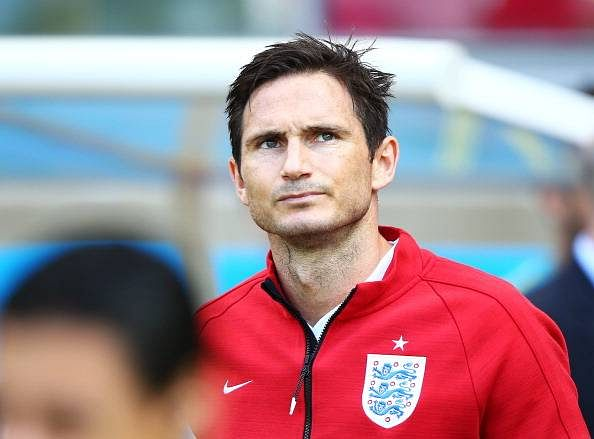 Frank Lampard is awarded the Order of the British Empire