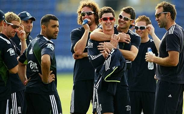 Retired England player Craig Kieswetter reveals disunity in England team