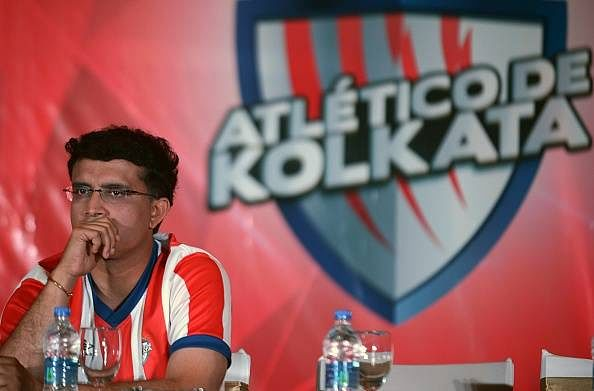 Atletico De Kolkata yet to decide on marquee player: Co-owner Sourav Ganguly