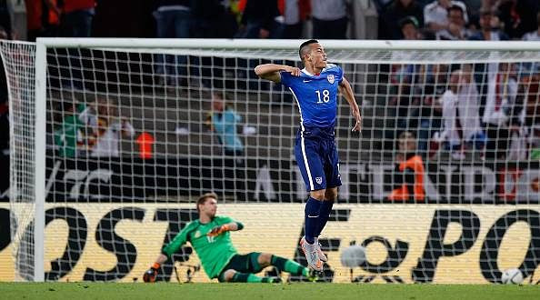 Highlights: USA come from behind to beat Germany 2-1 in international friendly