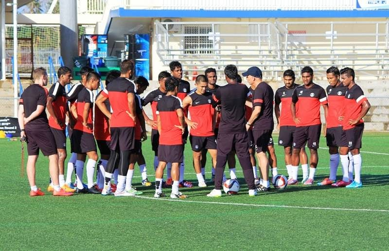 World Cup Qualifier: Guam vs India - Both teams looking for a win
