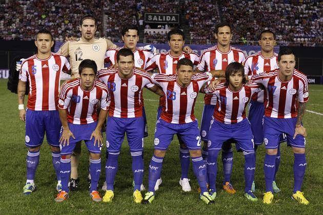 លទ្ធផលរូបភាពសម្រាប់ timnas paraguay 2017