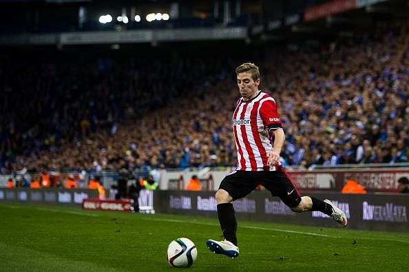 Iker Muniain signs new deal with Athletic Club Bilbao