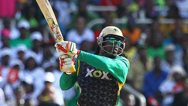 Chris Gayle sets CPL 2015 ablaze with 36-ball 90; scores his 50th T20 half-century