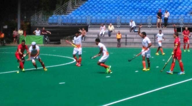India hockey team lose 1-2 to Belgium in practice match