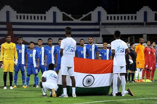 Not all PIOs are eligible for Team India due to FIFA regulations