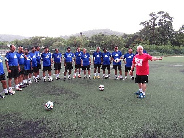 Indian coaches hail FIFA Elite course conducted by German Jochen Figge