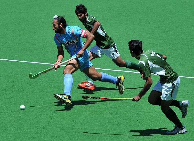 Lip-smacking India-Pakistan Hockey matches never cease to grab eyeballs