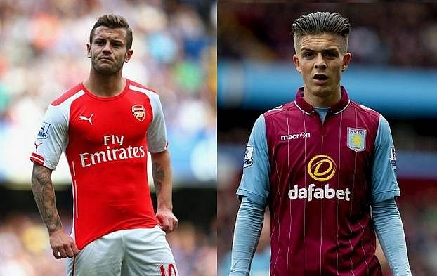 For youngsters like Jack Grealish and Jack Wilshere, it's all about learning to grow up in public