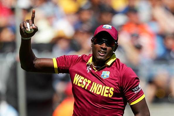 Players support golf day for retired West Indies cricketers