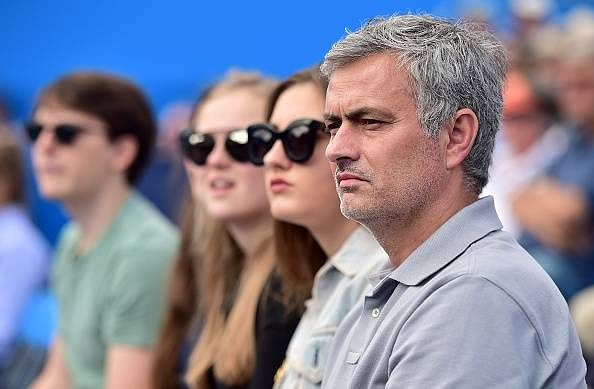 Football players can learn a lot from tennis stars: Jose Mourinho