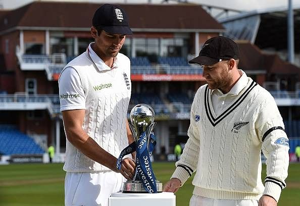 England failed to cope with New Zealand's aggressive cricket